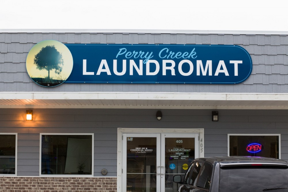 Perry Creek Vended Laundry Case Study