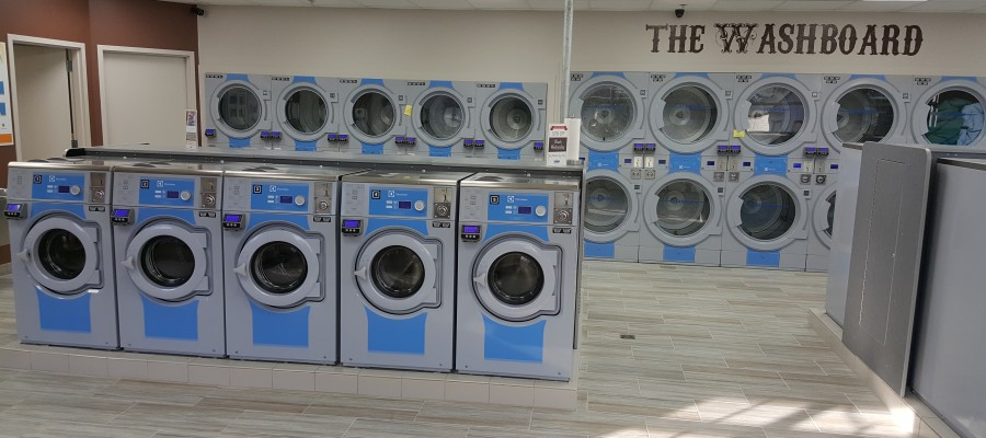 Starting a Wash and Fold Drop Off Laundry Service