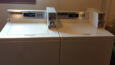How to Use Commercial Laundry Machines   BDS Laundry
