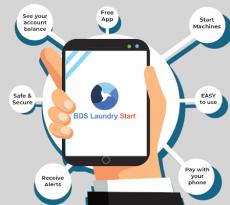 Announcing the New BDS LaundryStart App!