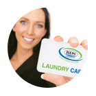 Re-Value Laundry Card